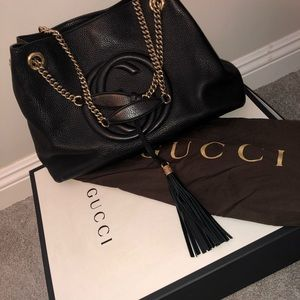 f9128775e2865e Women Gucci Soho Chain Bag on Poshmark